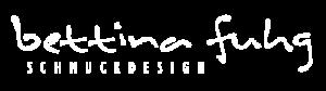 Logo weiss Bettina Fuhg Schmuck Minden